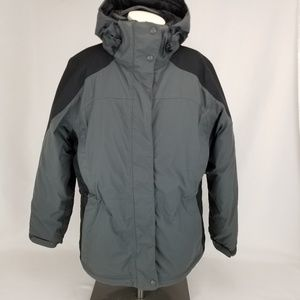 LL Bean Womens Small Winter Warmer Coat Jacket Par
